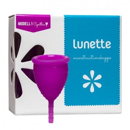 Lunette Menstruationstasse Modell 1, Violett