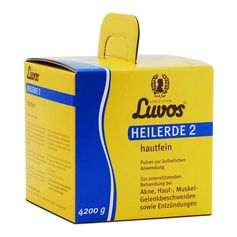 Luvos hälsojord 2 hårfin, pulver