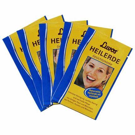 Köpa billiga Luvos hälsojord ansiktsmask online