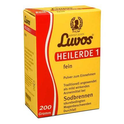 Luvos Heilerde 1 fein, Pulver (200 g)