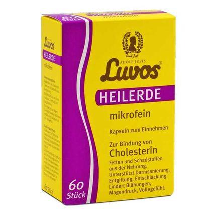 Luvos Heilerde mikrofein, Kapseln