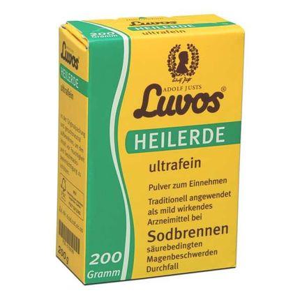 Luvos Heilerde ultrafein, Pulver