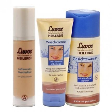 Luvos Medicinal Clay Natural Skin Care Set