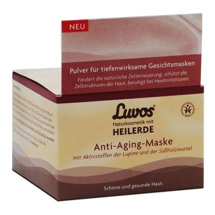 Luvos Natural Cosmetics Anti Aging Face Mask Powder
