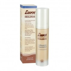 Luvos Natural Cosmetics Strengthening Face Fluid