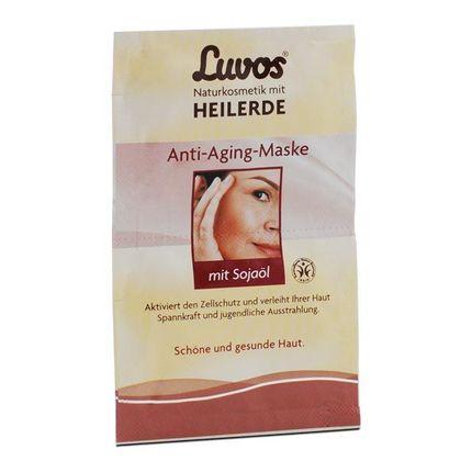 5 x Luvos Naturkosmetik Anti-Aging-Maske