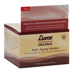 Luvos Naturkosmetik Anti-Aging-Pulvermaske, Pulver