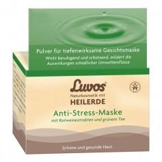 Luvos Naturkosmetik Anti-Stress-Pulvermaske