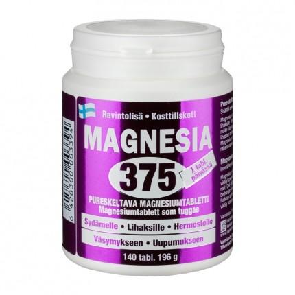 Hankintatukku Magnesia 375
