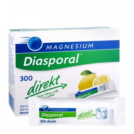 Diasporal Diasporal magnesium 300 Direkt 20 kpl/ 27g