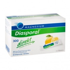 Magnesium Diasporal 300 direkte, direkte-granulat