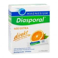Magnesium Diasporal 400 Extra direkte, drikke-granulat