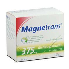 Magnetrans, Direktgranulat