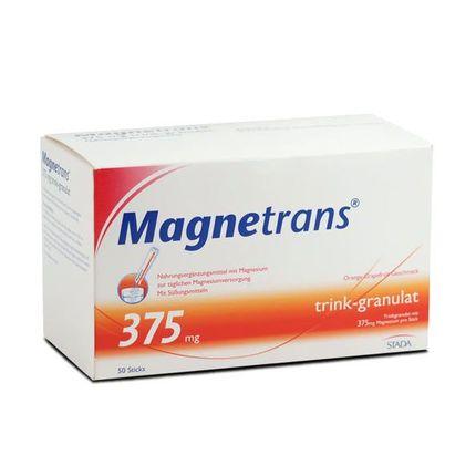 Magnetrans, Trinkgranulat
