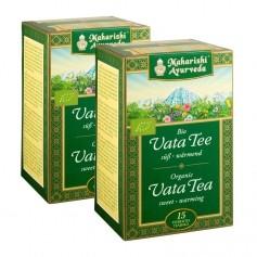 2 x Maharishi Ayurveda Vata Tee