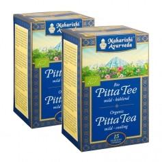 2 x Maharishi Ayurveda Pitta Tee