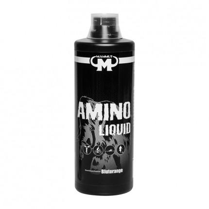 Mammut Aminoliquid, Blutorange (1000 ml)