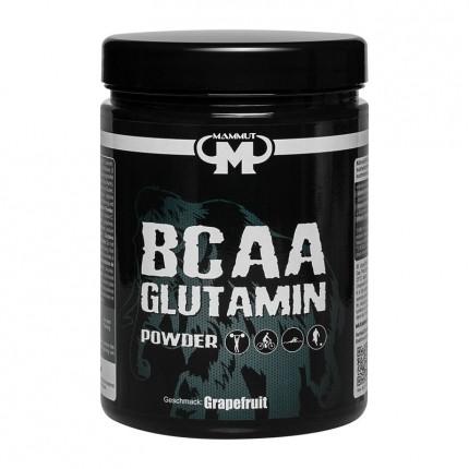Mammut BCAA Glutamin Powder, Grapefruit