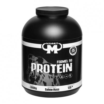 Mammut Formel 90 Protein, Sahne-Nuss