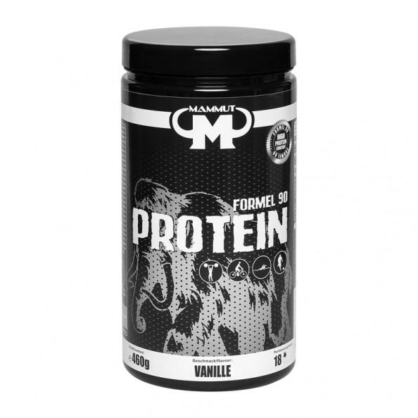 mammut formel 90 protein vanille 460 g. Black Bedroom Furniture Sets. Home Design Ideas
