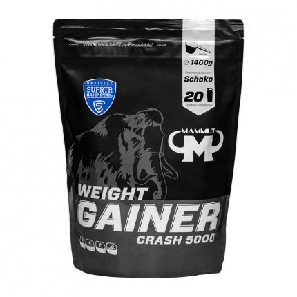 Mammut Weight Gainer Crash 5000, Schoko