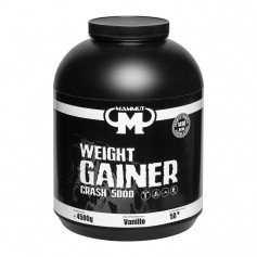 Mammut Weight Gainer Crash 5000, Vanille