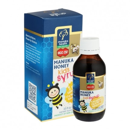 Manuka Health Manuka Honey Kids Sirup