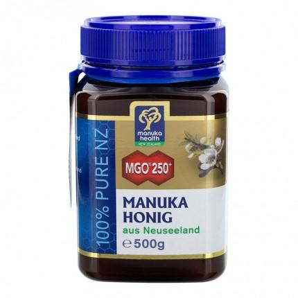 Manuka Health Aktiver Manuka-Honig MGO 250+