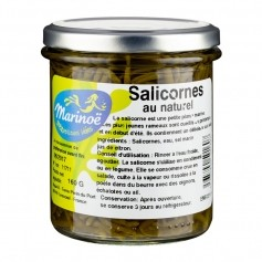 Marinoë, SALICORNES AU NATUREL