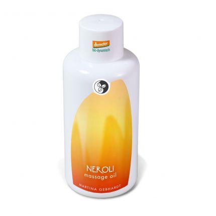 Martina Gebhardt Naturkosmetik Neroli Massage Oil