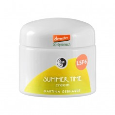 Martina Gebhardt Naturkosmetik SUMMER TIME Cream