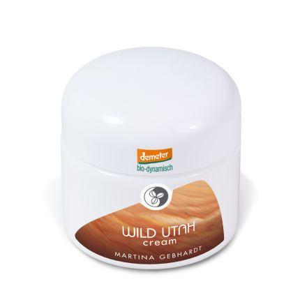 Martina Gebhardt Naturkosmetik Wild Utah Cream