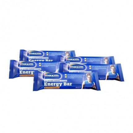 5 x Maxim Endurance Energy Bar - Banana Chocolate