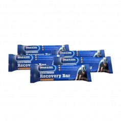 5 x Maxim Recovery Bar -patukka, karamelli-hasselpähkinä