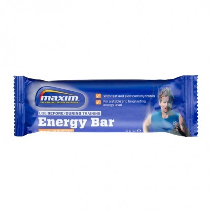 5 x Maxim Energy Bar Caramel Chocolate