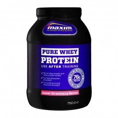 Maxim Strenght Pure Whey Protein - Sweet Strawberry