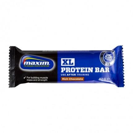 5 x Maxim Strenght XL Protein Bar - Rich Chocolate