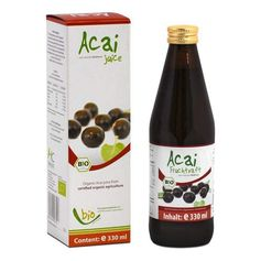 Medicura Organic Acai Fruit Juice
