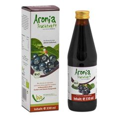 Medicura Organic Aronia Fruit Juice