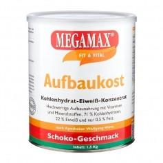 Megamax Aufbaukost Schoko, Pulver
