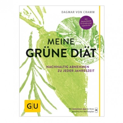 GU Verlag Meine grüne Diät
