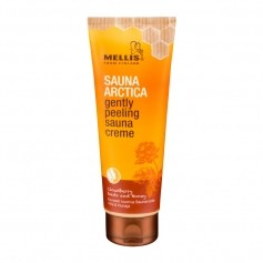 Mellis Sauna Arctica Gently Peeling Sauna Creme with Cloudberry seeds
