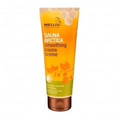 Mellis Sauna Arctica Smoothing Sauna Creme with Birch Bud Extract and Honey