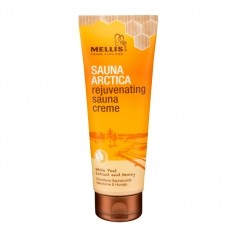 Mellis Sauna Arctica Rejuvenating Sauns Creme with White Peat & Honey