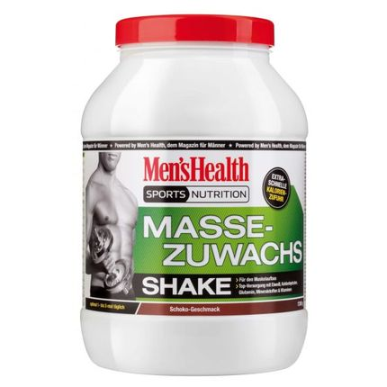 Men´s Health Sports Nutrition Massezuwachs Shak...