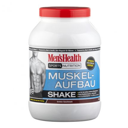 Men´s Health Sports Nutrition Muskelaufbau Shak...