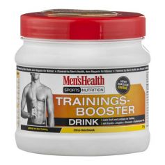 Men's Health Trainingsbooster Drink Citrus, Pulver