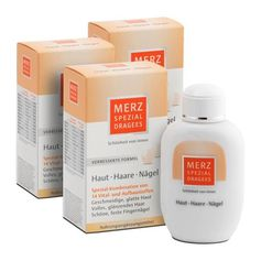 Merz Special Dragees For Skin, Hair & Nails