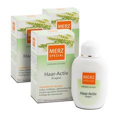 Merz Special Hair-Active Dragees
