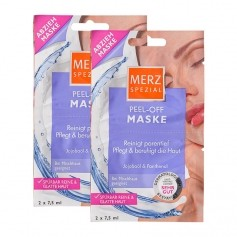Merz Special Pawpaw-Pineapple Extract Peel-Off Mask